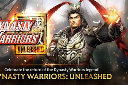 Download Game Android Dynasty Warriors: Unleashed v0.3.67.26