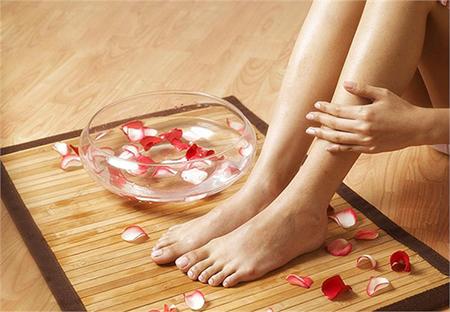 Bí quyết giảm béo bắp chân bằng các động tác massage chân