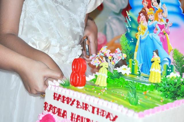 Persiapan ulang tahun anak
