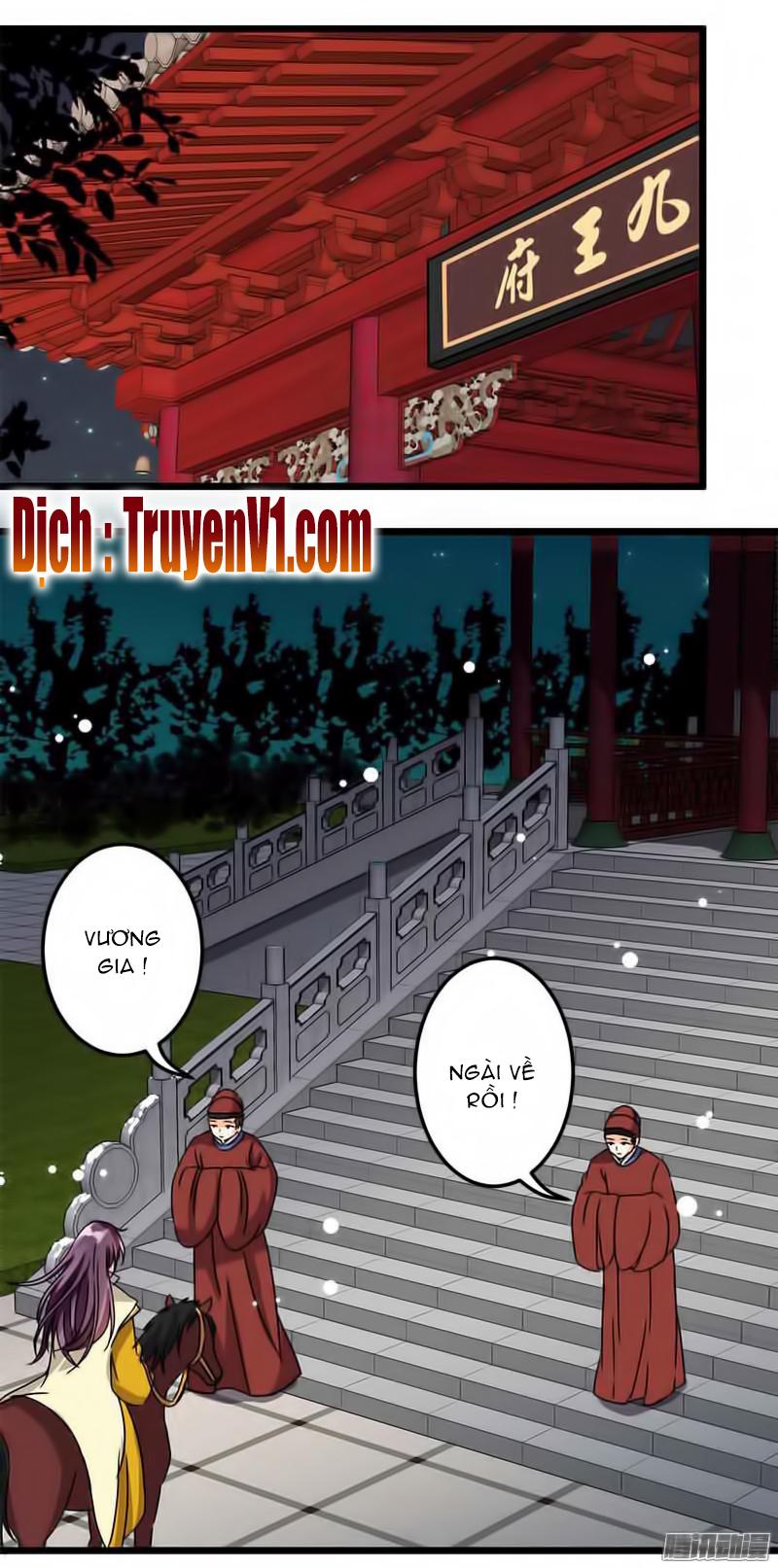 Vương Gia ! Ngươi Thật Bỉ Ổi ! chap 48 - Trang 13