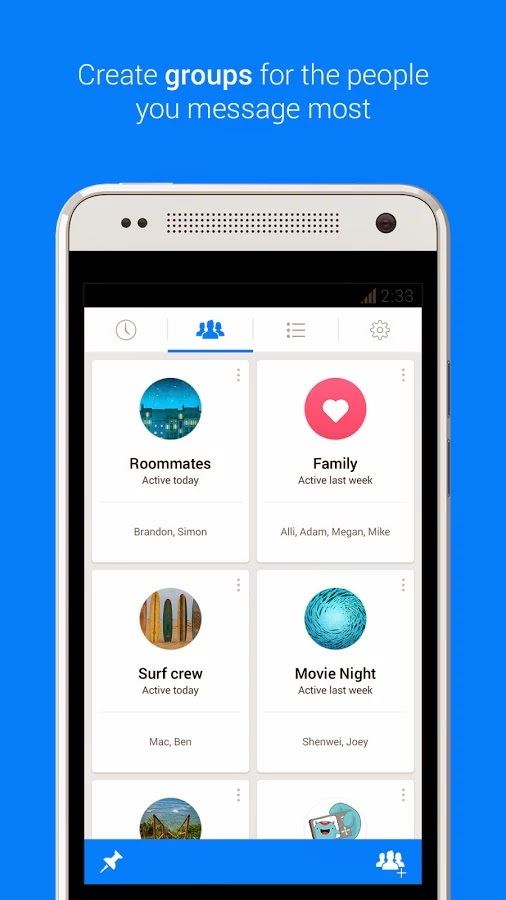 Facebook Messenger v40.0.0.5.159
