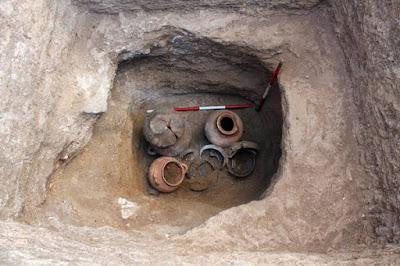 Νέος ετρουσκικός τάφος ανακαλύφθηκε στην νεκρόπολη του Vulci