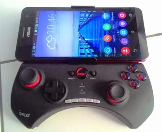 Cara Menggunakan Joystick USB di Asus Zenfone Tanpa Root