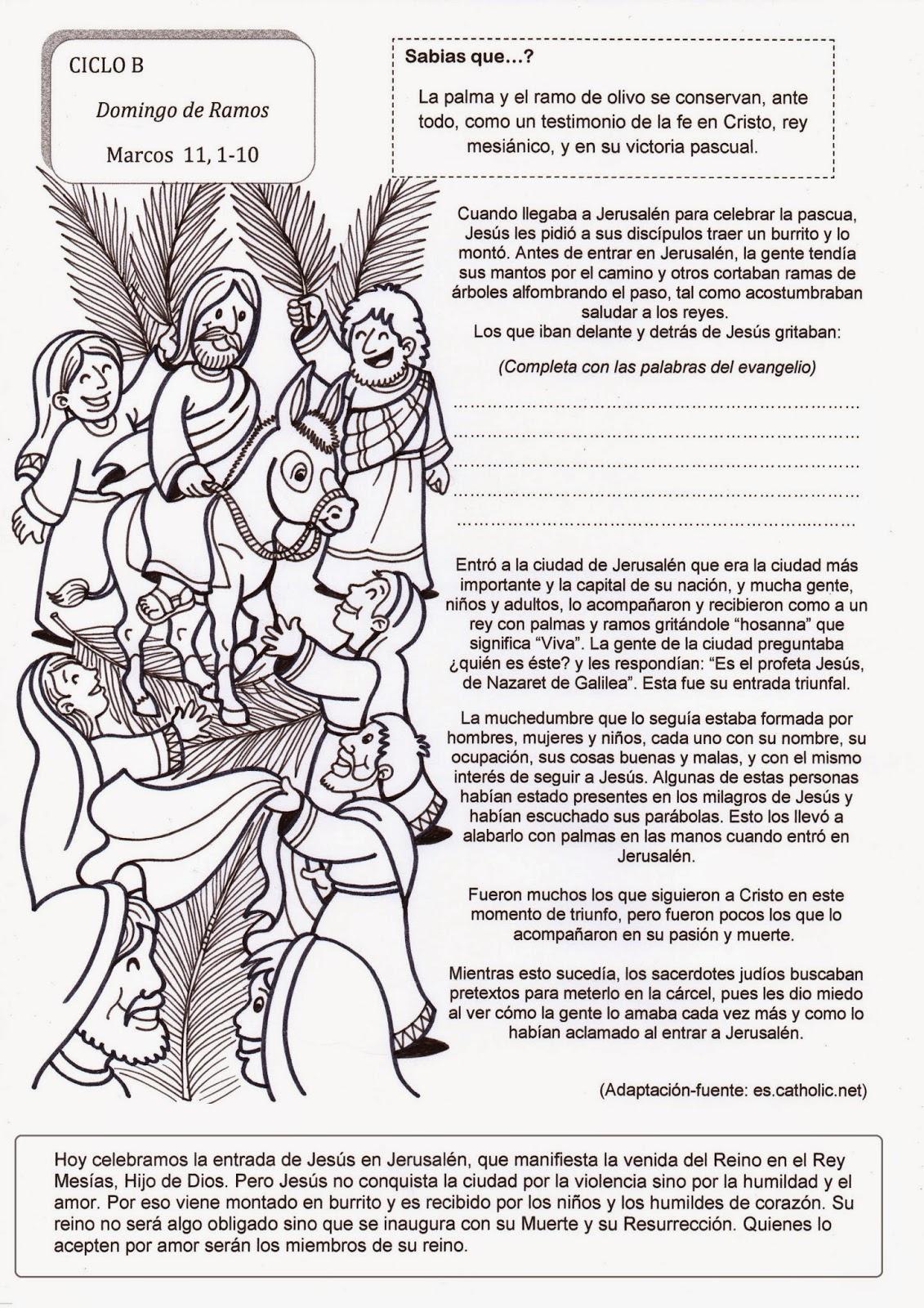 El Rincon De Las Melli Domingo De Ramos