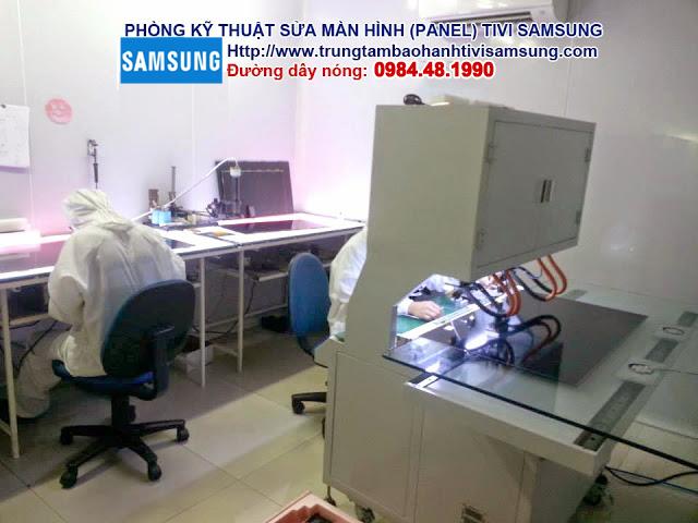 Phòng sửa tivi samsung PANEL(màn hình LCD)