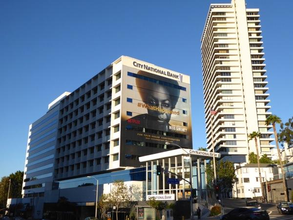 Giant What Happened Miss Simone Oscar billboard