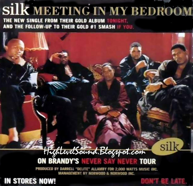 Highest Level Of Music Silk Meeting In My Bedroom