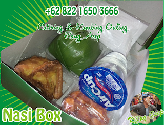 Catering Nasi Kotak di Ciater