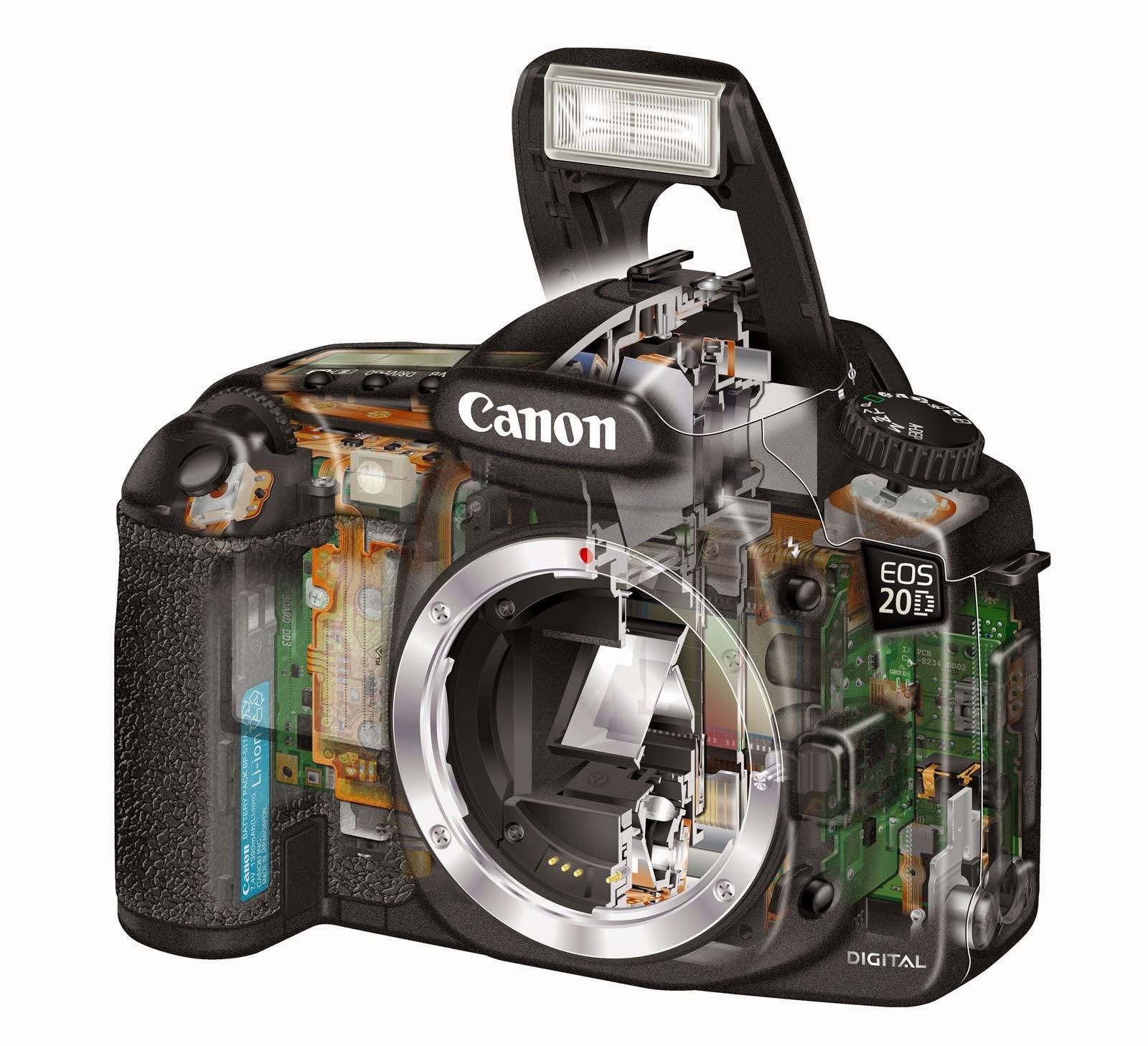 خصائص الكاميرا