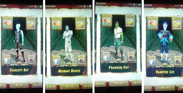 Temple Run 2 a review by my boys club