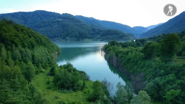 Buzău: Barajul Siriu