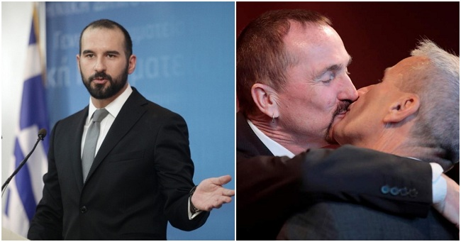 Τζανακόπουλος: «Ήρθε η ώρα να ανοίξει η συζήτηση για πολιτικό γάμο ομόφυλων ζευγαριών»