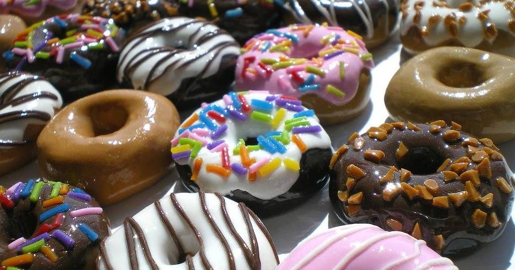 Resepi Donut Mudah, Gebu Dan Sedap ~ Atul Hamid