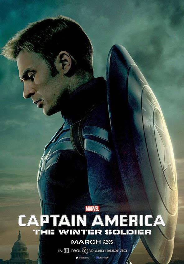 Captain America: The Winter Soldier - Kapitan Ameryka: Zimowy Żołnierz - 2014