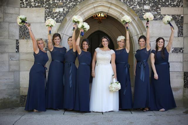 salisbury house des moines wedding party