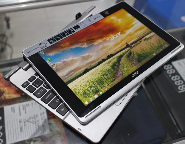 harga Hybrid Laptop  - Acer Switch 10  bekas