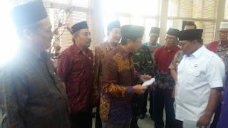Indahnya Persatuan,  Umat Islam Bantu Perbaiki 12 Vihara dan Kelenteng di Tanjung Balai - Commando