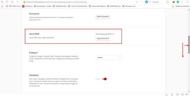 Mengatasi Website Tidak Bisa di Akses pada 000webhost