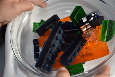 Legoseife selber machen