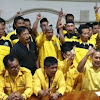"Apa Partai Kita? ""Golkar"", Siapa Presiden Kita? ""Prabowo"""