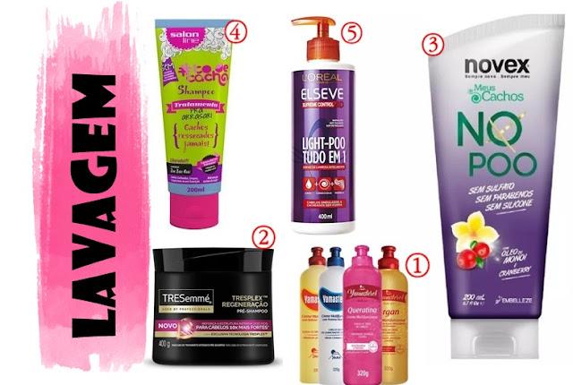 Como Lavar o cabelo após a coloração