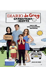 Diary of a Wimpy Kid: The Long Haul (2017) BRRip 1080p Latino AC3 5.1 / Español Castellano AC3 5.1 / ingles AC3 5.1 BDRip m1080p