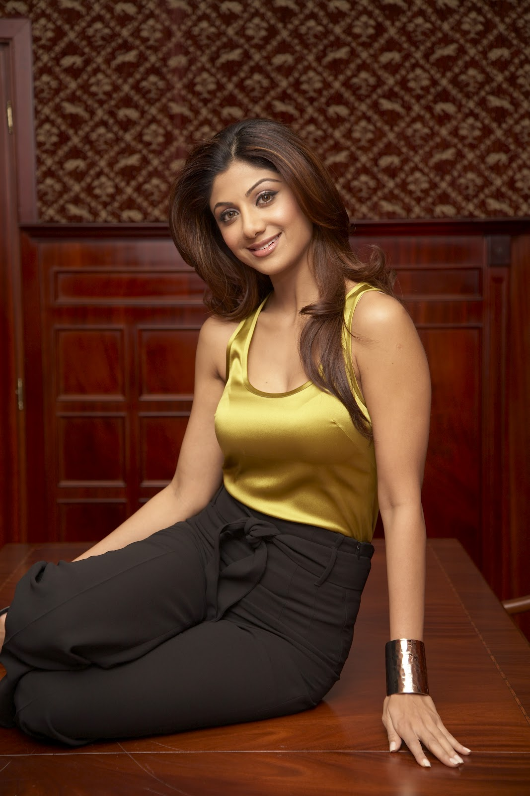 High Quality Bollywood Celebrity Pictures Shilpa Shetty -1266