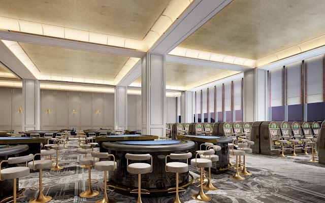 Giải trí Casino tại dự án Swisstouches La Luna Nha Trang