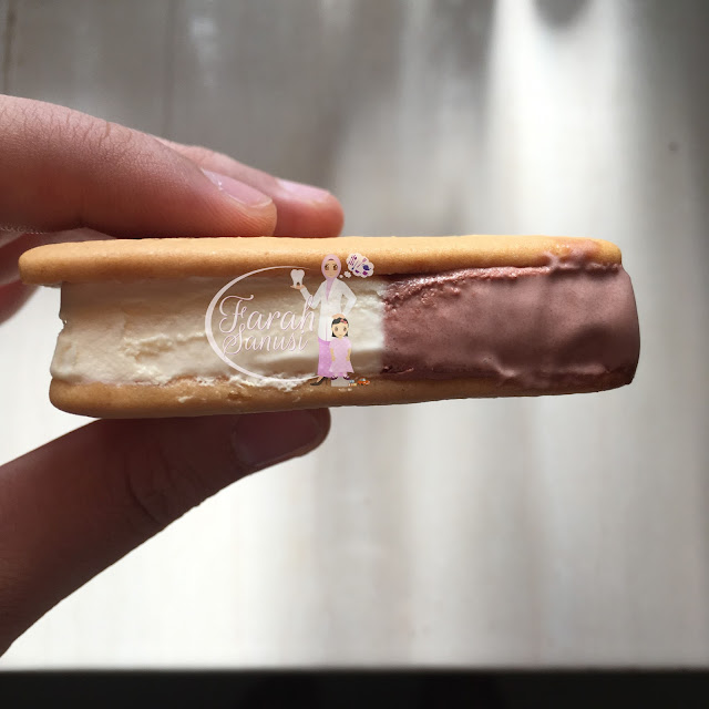 Wall's Ice Cream Sandwich
