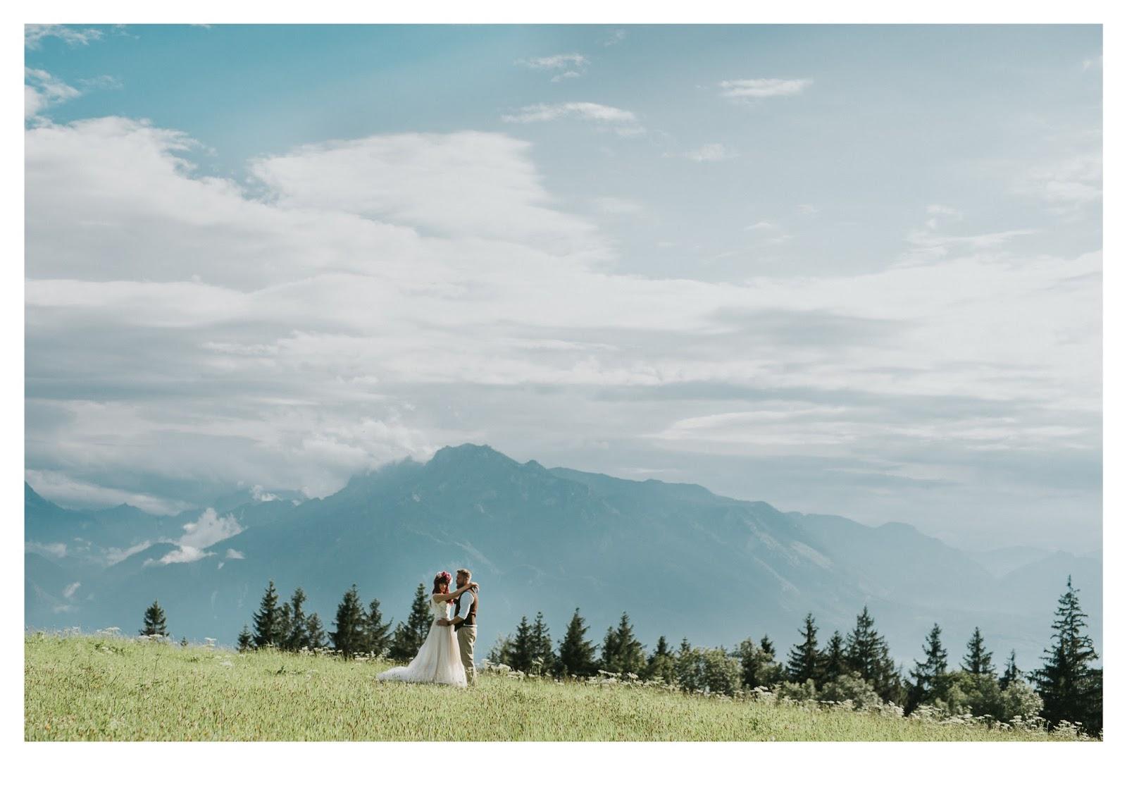 hochzeit in den bergen salzburg