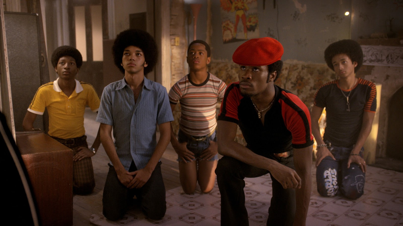 The Get Down Brothers Shaolin Fantastic Grandmaster Flash