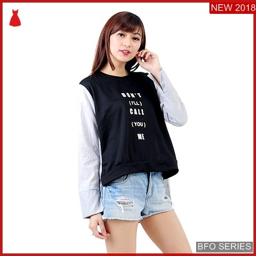 BFO163B73 DONT Model CALL ME Jaman Now BLOUSE BMGShop