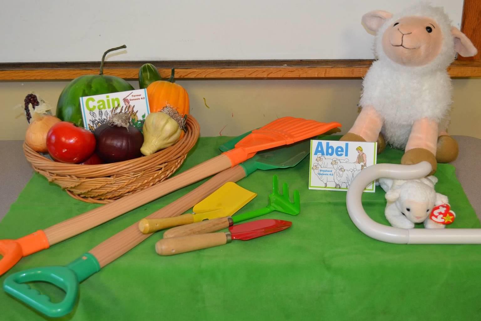 Bible Fun For Kids Genesis Series Cain Amp Abel