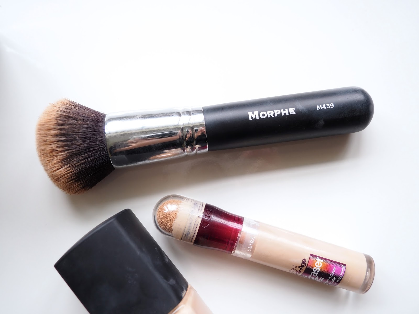 It's Cultured - Seven Beauty Products I Can't Live Without including Morphe M439 and Maybelline Eraser Eye