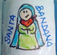 foto de perfil de la pagina santa bandana