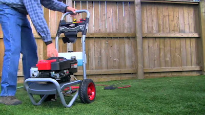 Briggs and Stratton pressure washer review