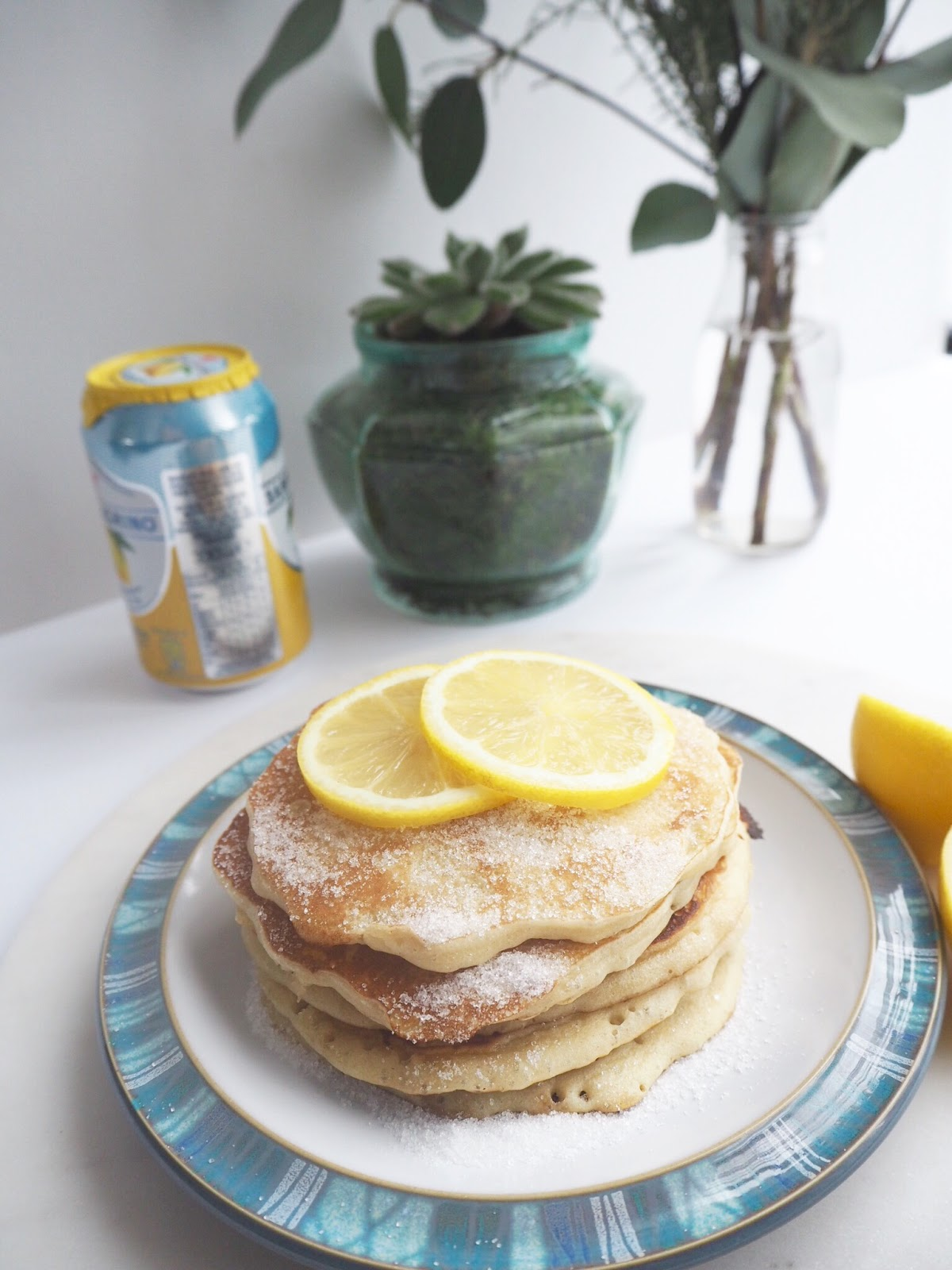 Fluffy American-Style Pancakes Recipe