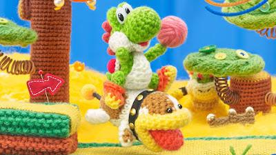 Poochy y Yoshi WW 3DS
