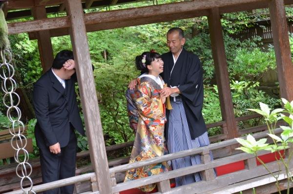 大神神社(三輪明神)での結婚式