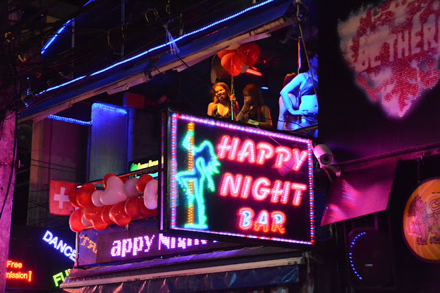 Bangla Road Patong Happy Night Bar