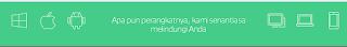 Berbagai Platfrom untuk AVG Antivirus