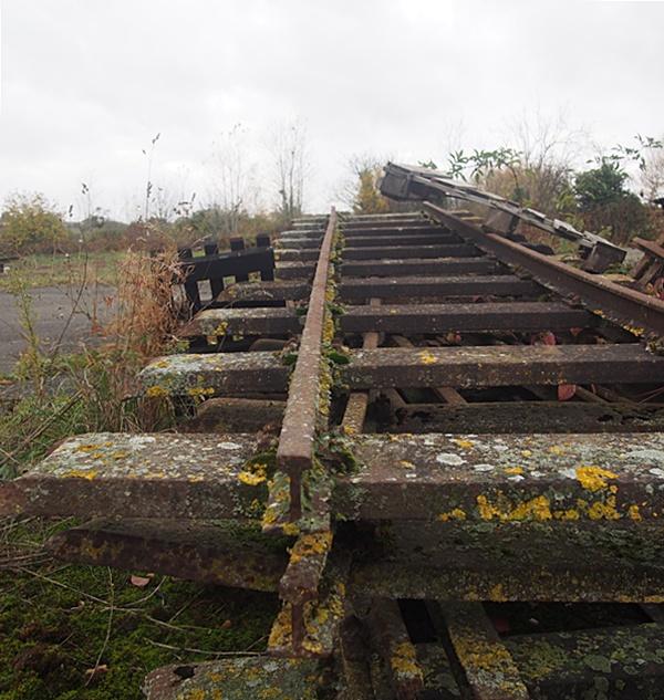 {Urbex} Terminus gare abandonnée