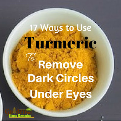 Turmeric For Dark Circles, How To Get Rid Of Dark Circles, How To Remove Dark Circles, Home Remedies For Dark Circles, Dark Circle Home Remedies, Dark Circle Treatment, Dark Circle Remedies, How To Treat Dark Circles,