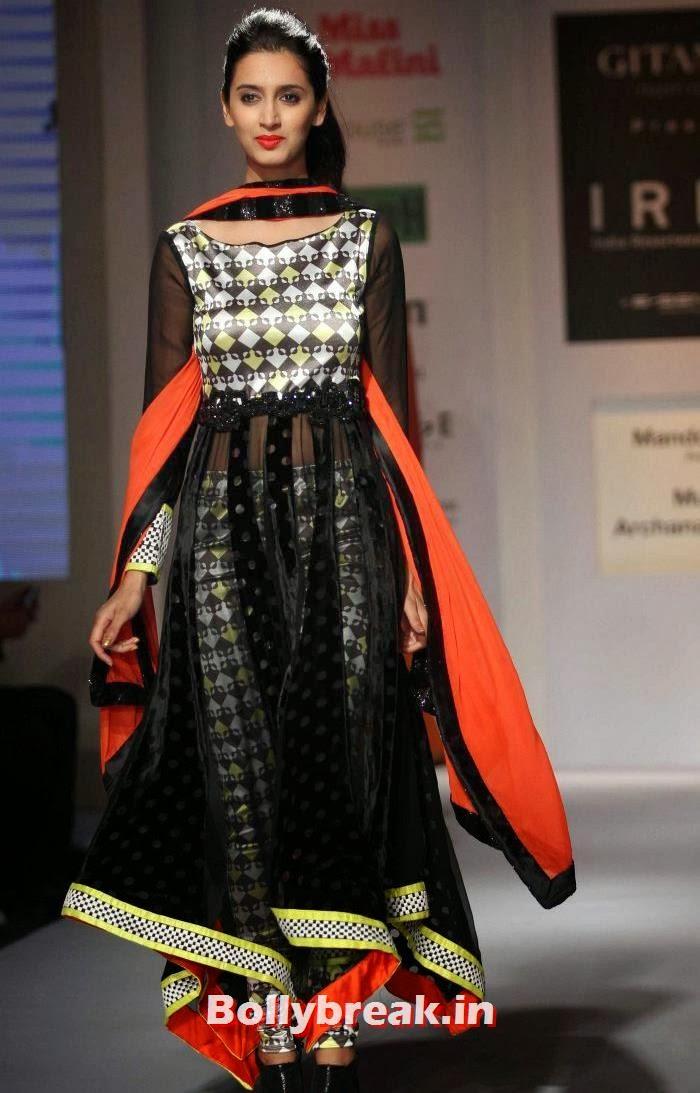 , Archana Kochhar Show at India Resortwear Fashion Week 2013