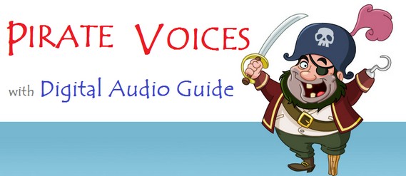 Talk Like A Real Pirate Using Voice Changer
