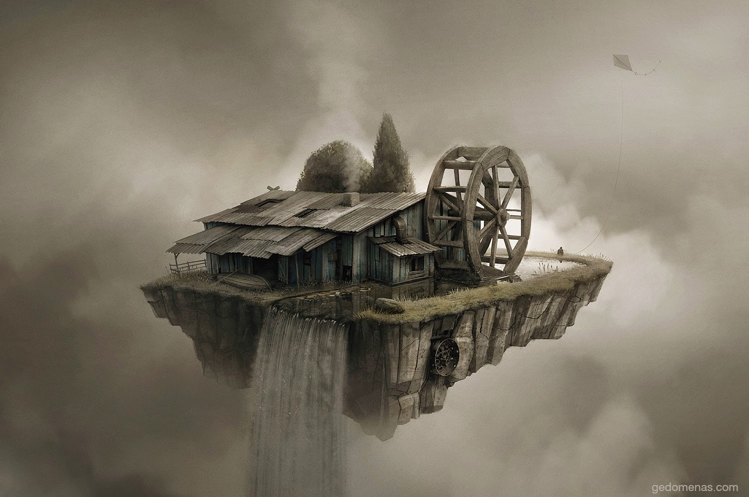 08-Perpetuum-Mobile-2-Gediminas-Pranckevicius-Surreal-Glimses-into-other-Universes-www-designstack-co