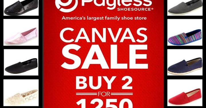 7b284c0086f Payless ShoeSource Airwalk Canvas Sale Until Sept 30 2013 ...