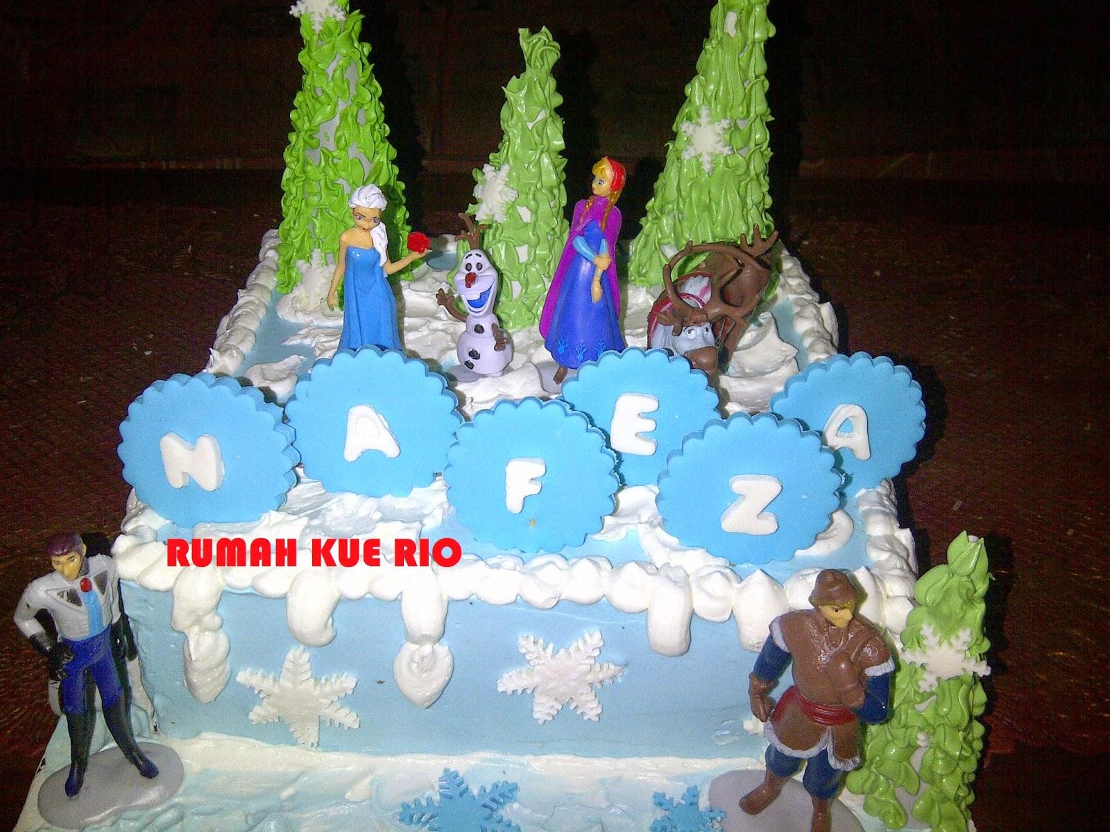 Rumah Kue Rio Aneka Kue Ulang Tahun Black Forest