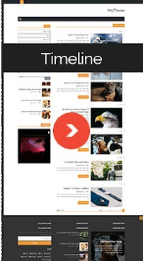 Surface - Responsive Magazine Blogger Theme - 26