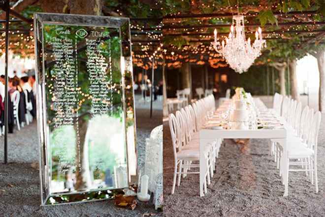 Well In Honor Of This Film I Put Together A Gallery Mirror Wedding Ideas Image Credit Elizabeth Messina Kiss The Groom Via Pocket Full Dreams